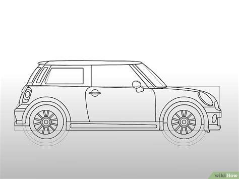 Auto Zeichen by Autos Zeichnen Wikihow