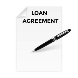 Agreement Letter To Pawn loan agreement templates pdf rtf word