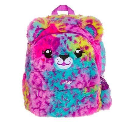 Smiggle Backpack Tas Around The World jual beli tas smiggle fluffy junior softy backpack