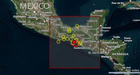 earthquake prediction 2017 earthquake prediction 8 1r in chiapas mexico gt as