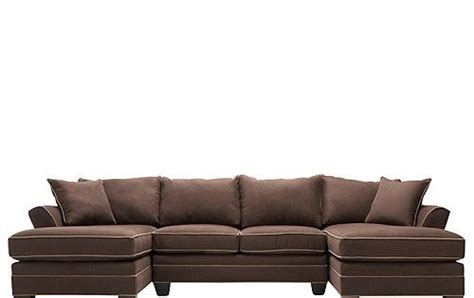 vegas 2 pc microfiber sectional sofa serenity it s what this elegant foresthill 3 piece