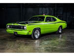 classic plymouth duster for sale on classiccars 40