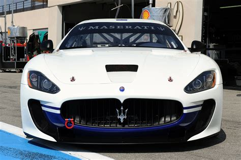 maserati trident car maserati granturismo mc track debut