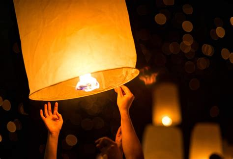new year lantern story call for residents to avoid sky lanterns this new