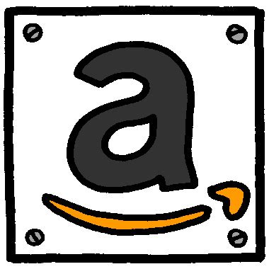 amazon icon | you may use this icon for your own blog