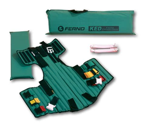 Traction Splint Trainer 031 ked kendrick extrication immobilization device medwest