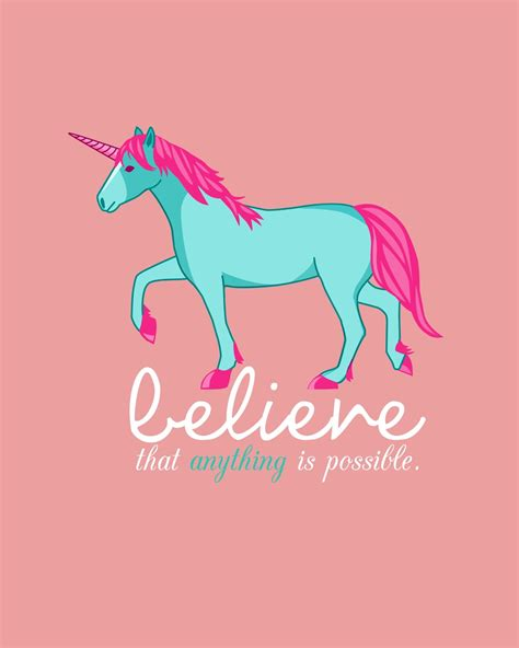 printable unicorn ashley thunder events free unicorn printable believe