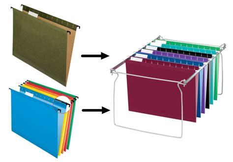 Pendaflex 174 Surehook Reinforced Hanging File Folder Letter Size 20 Box 123inkcartridges 123ink Pendaflex Hanging Folders Template