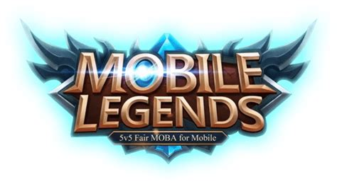 mobile legend logo jogue mobile legends no pc o emulador de android
