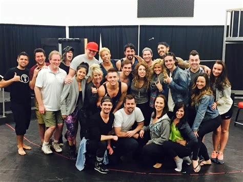 cast of rock rock of ages the musical in new york and bermuda conrad askland