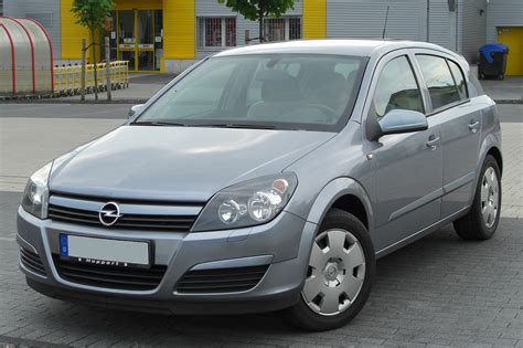 opel astra h wikiwand