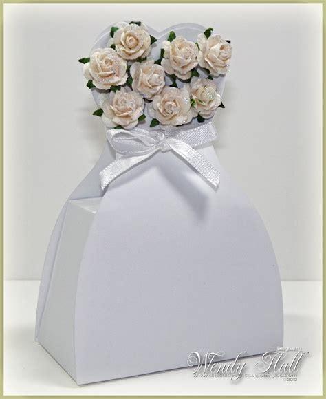 wedding box tutorial wedding dress favor box tutorial