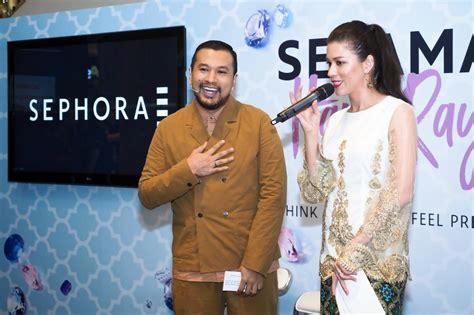 Makeup Tiar Zainal glamraya sephora s makeup artist collaboration