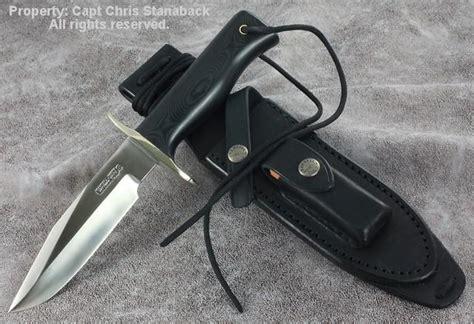 randall model 15 randall knife dealer capt chris stanaback knives