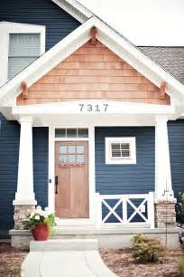Color Ideas For Home 25 Best Ideas About Navy House Exterior On Pinterest