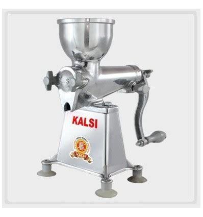 kalsi domestic hand operated juice machine citrus no 6 buy