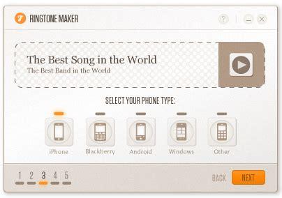 Maker Berkualitas cara mudah membuat ringtone dengan ringtone maker