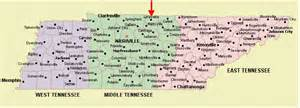 map of tennessee and map of west tennessee map travel holidaymapq