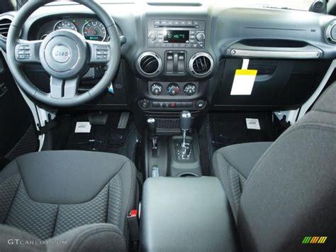 2013 Jeep Wrangler Interior by Black Interior 2013 Jeep Wrangler Sport S 4x4 Photo 69372430 Gtcarlot