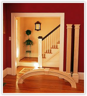 Home Interior Design Pdf by Curvemakers Patented Arch Kits Wood Arches D I Y Arched