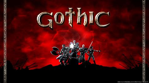 wallpaper gothic game gothic soundtrack 2001 full hq kai rosenkranz youtube
