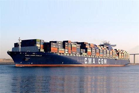 layout pelabuhan niaga kapal raksasa selain priok cma cgm incar dua pelabuhan