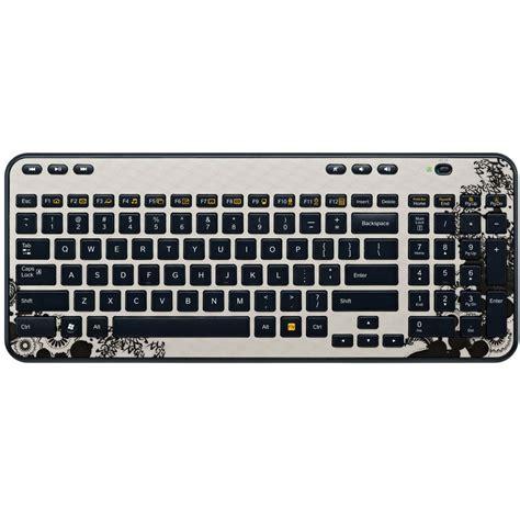 Keyboard Logitech K360 logitech wireless keyboard k360 ink gears clavier pc