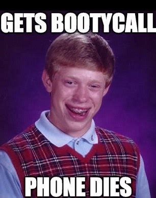 kyle craven in bad luck brian meme reveals how fame
