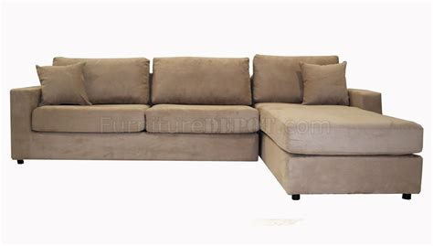 Pull Out Sectional microfiber sectional sofa with pull out bed