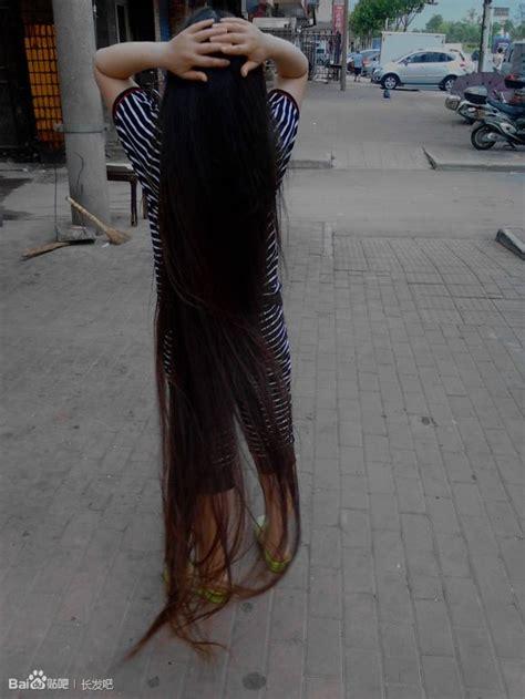 How To Grow Floor Length Hair by Floor Length Hair Of Elder S From Fuyang