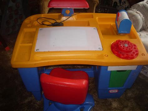 Tikes Desk And Chair With Light by Tikes Desk West Shore Langford Colwood
