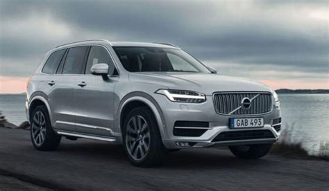 volvo xc90 2020 review 2020 volvo xc90 redesign changes review release date