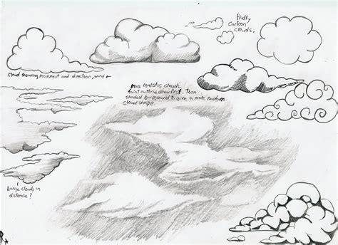simple cloud drawing the banshees howl july 2010