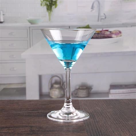 Handmade Glassware - wholesale customized handmade stem cocktail glasses sets