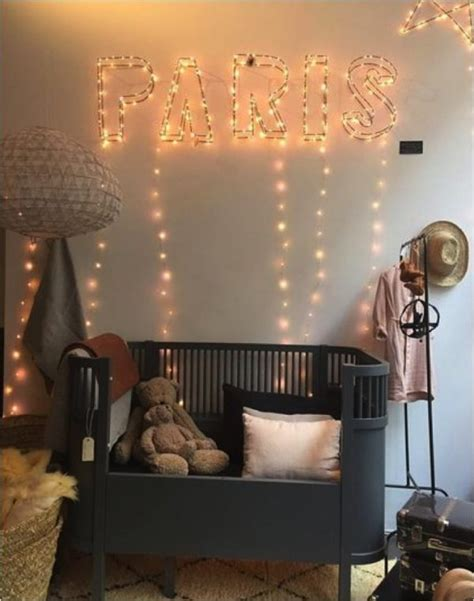 where to put fairy lights in bedroom how to decorate your kids room with fairy lights petit small