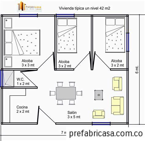cuanto sale 80metros cuadrados de contrucion casa casas prefabricadas 42 mts 2 casas prefabricadas