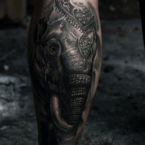 asian elephant tattoo 100 elephant designs for think big