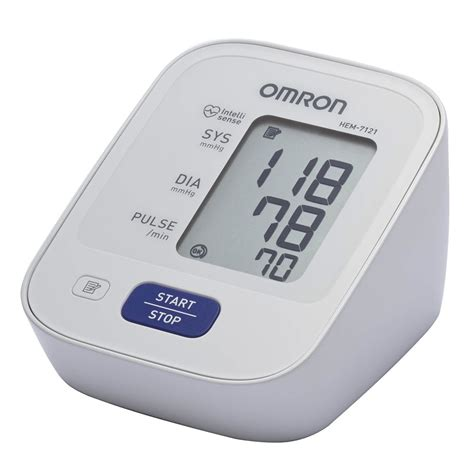 Blood Pressure Monitor Omron Buy Standard Blood Pressure Monitor 1 Ea By Omron Priceline