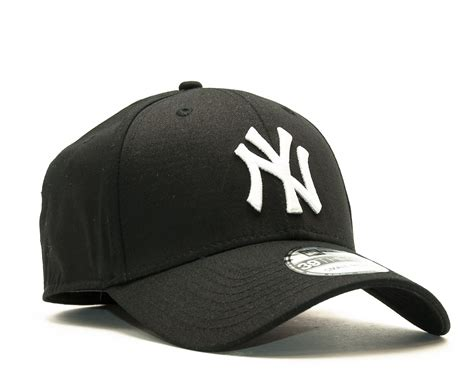 New York Basic kšiltovka new era league basic new york yankees black white 39thirty stretchfit snapbacks cz