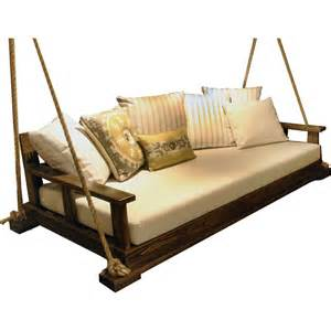 Daybed Porch Swing Lco Daybed Swing Style And Comfort