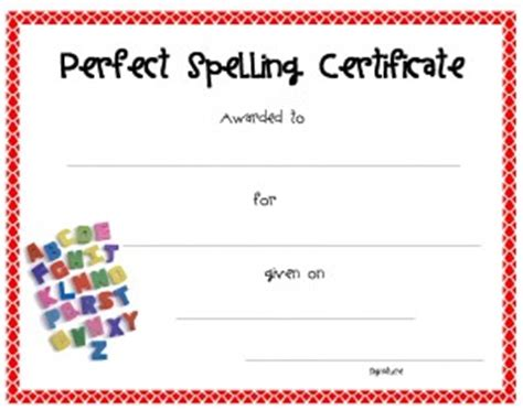 templates for english certificates certificate template for kids free printable certificate