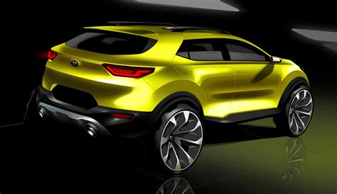 Best Compact Crossover 2018 by 2018 Kia Stonic Crossover To Debut In July The Torque Report