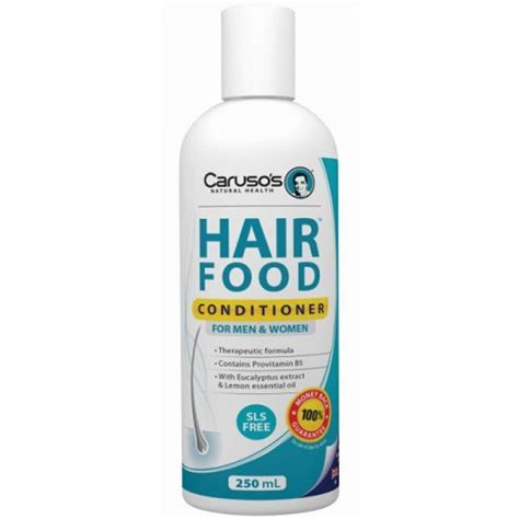 Hair Shoo 2 In 1 K Chlorophyll Care K Care Diskon caruso s hair food conditioner 250ml your chemist shop