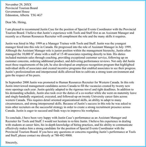 Sle Reference Letter For A Friend