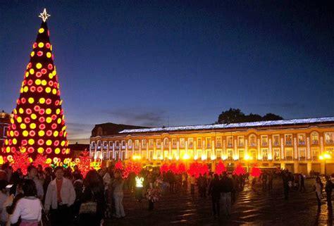 iluminacion navideña bogota 2018 conozca los puntos para recorrer la ruta de la navidad