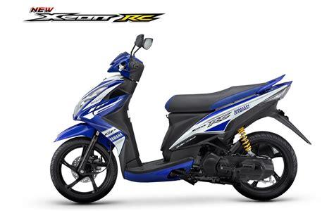 Yamaha Xeon Rc 125 Putih Th 2015 tilan striping motogp 2014 new vixion jupiter mx dan