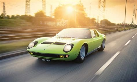 Lamborghini Price In India Lamborghini Miura Sv Price Lamborghini Car Models