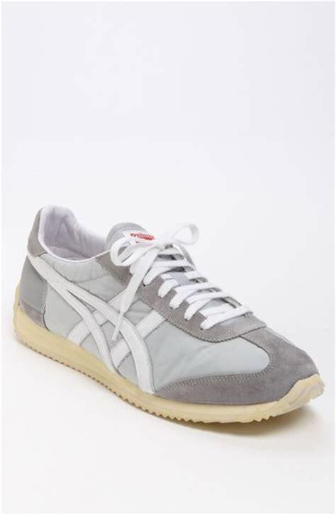 vintage athletic shoes onitsuka tiger california 78 vintage athletic shoe in gray