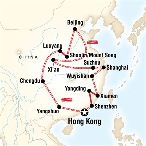 Six Adventure Filled Destinations In Hong Kong by Ultimate China On A Shoestring Hong Kong To Hong Kong In