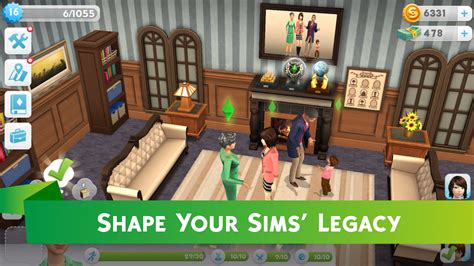 the sims the sims mobile 5 new screens sims community